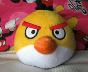 my first angry bird stuff toy
