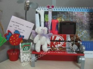 KitKat Desk Organizer