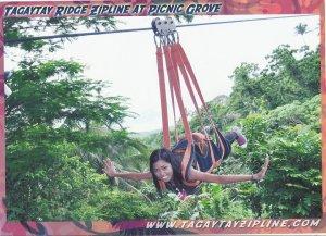 Tagaytay Zipline